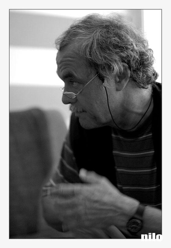 Karlheinz Mikli. © fotogrāfs - Nils Eiduks