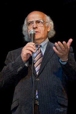 Džeza žurnālists un popularizētājs Valērijs Kopmans