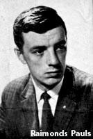 Raimonds Pauls 60. gados