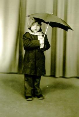 Rihards Fedotovs bērnībā