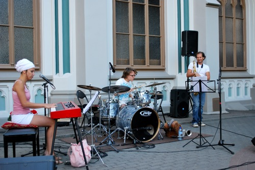 Rihards Fedotovs muzicē