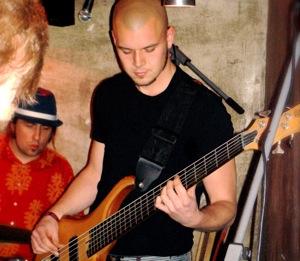 Magnus Skovdahl playing with Artis Orubs