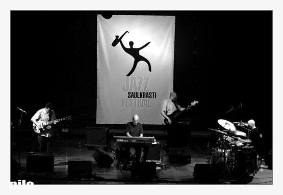 Steve Smith Saulkrastu džeza festivālā