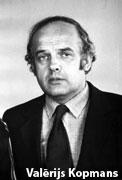 Valērijs Kopmans 80. gados