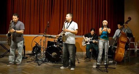 Jam session Ventspils Mūsdienu ritma mūzikas festivāla ietvaros