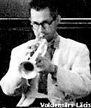 Voldemārs Lācis 1950. gadā
