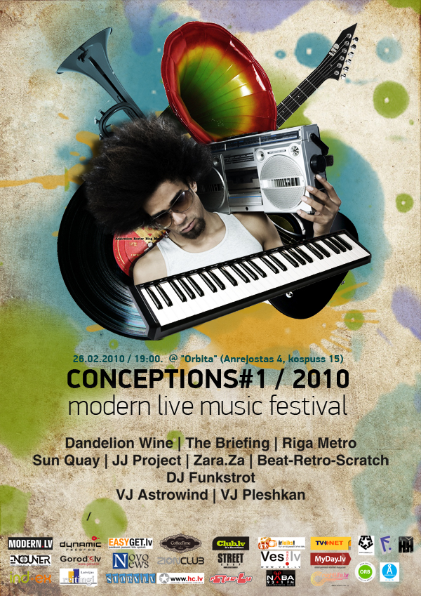 Conceptions#1