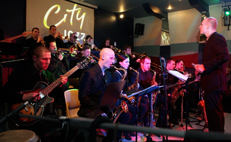 Kārlis Vanags City Jazz Big Band