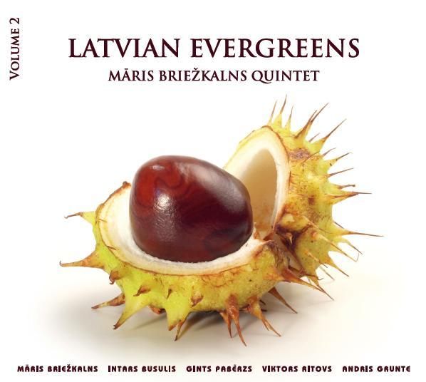 Latvian Evergreens Volume 2