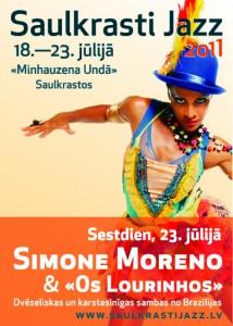 Saulkrasti Jazz 2011