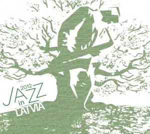 Jazz in Latvia 2012 CD cover