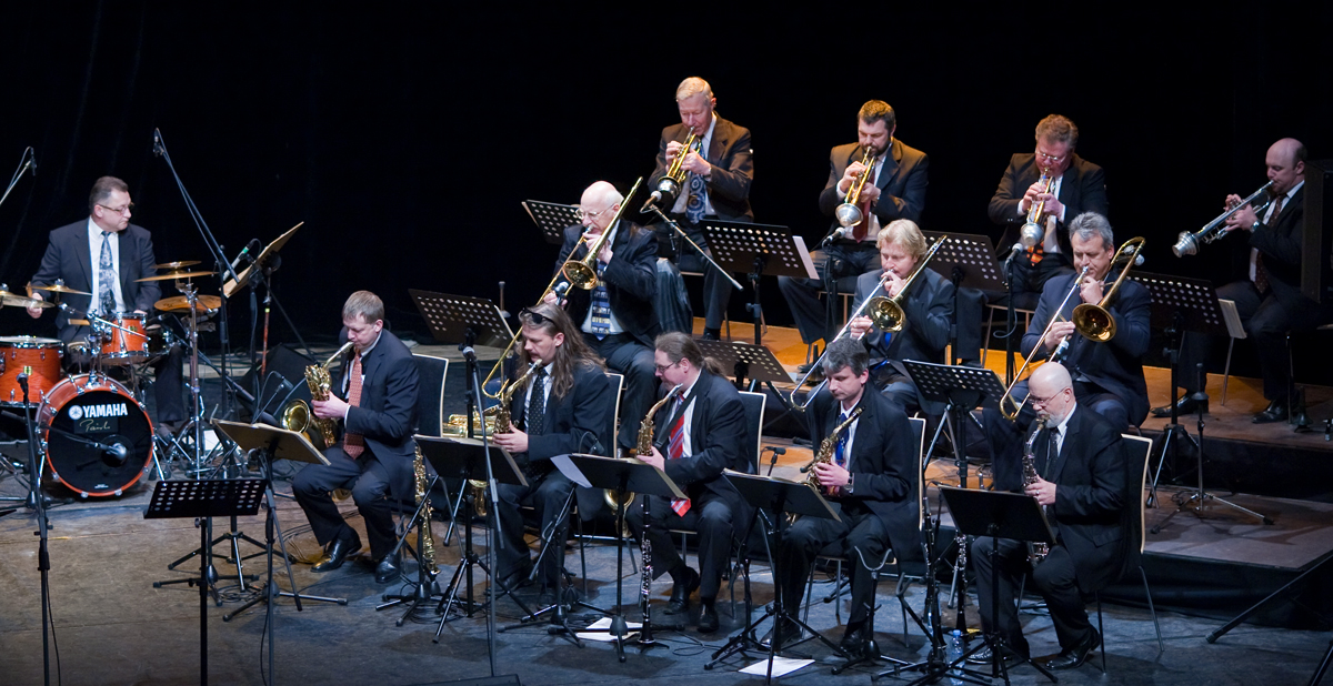 Mirage Jazz Orchestra