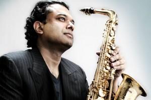 Indiešu rāgas džeza saksofonista Rudreša Mahanthappas interpretācijā