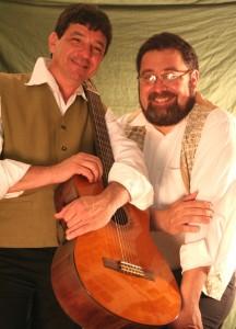 Alvaro/Danilo Guitarra Duo