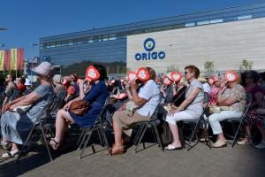 3.07.2015. Riga. Origo Summer stage. Artissimo. Foto:Ilmars Znotins