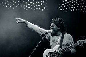 PHOTO Richard Bona - © Jarasum Jazz Festival