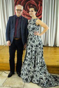 Aivars Hermanis un Aija Vitolina (1) foto Aigars Lapsa
